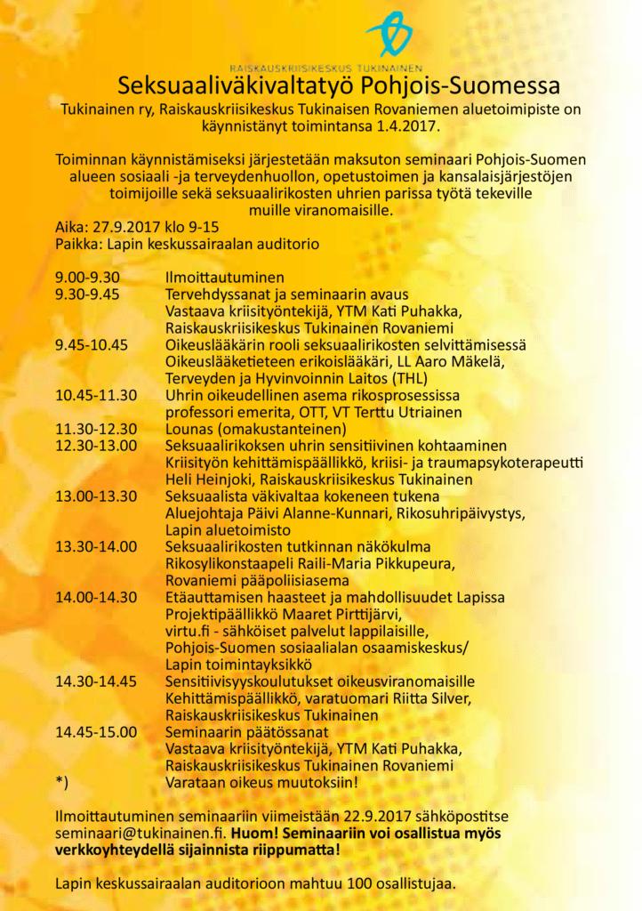 seminaari